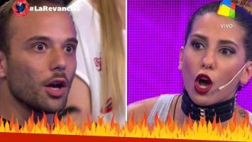 Cinthia Fernández criticó a un participante de Gran Hermano 2016, él la desafió, y... ¡ardió Troya!