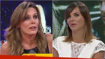Rocío Marengo, picante en Infama contra Amalia Granata. Foto: Captura