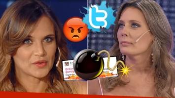 Amalia Granata le respondió las críticas a Rocío Marengo con un lapidario retweet (Foto: web)