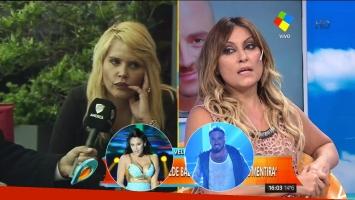La pregunta sin filtro de Marcela Tauro a Nazarena Vélez