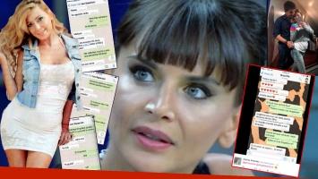 Granata respondió con ironía a los supuestos nuevos chats entre Pau Linda y Leo Squarzon.