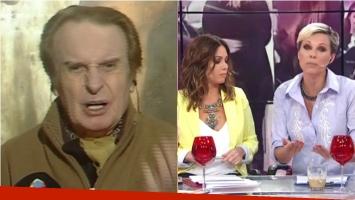 El enojo de Santiago Bal con Infama:
