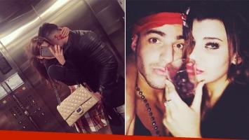 Charlotte Caniggia presentó a Loan, su nuevo novio, en Instagram.