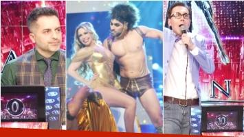 La abogada hot y el baile de la controversia en ShowMatch (Fotos: Prensa Ideas del Sur)