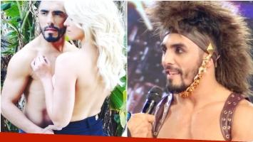 La palabra de Fernando Bertona tras las fotos hot con Ailén Bechara (Fotos: Instagram y Captura)
