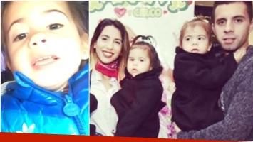 El tierno video de Cinthia Fernández y su hija para Matías Defederico (Fotos: Captura y Web)