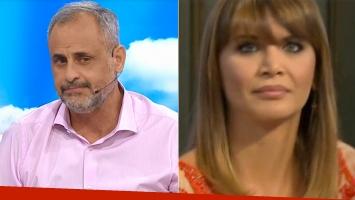 Jorge Rial y un contundente análisis sobre Amalia Granata (Foto: web)