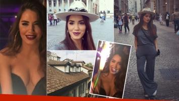Lali Espósito y su divertida estadía en Milán (Foto: Instagram)