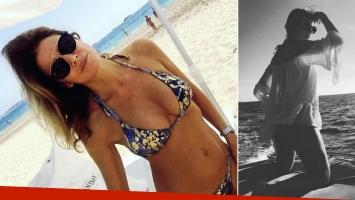 Flavia Palmiero, diosa total en las aguas de Formentera e Ibiza. (Foto: Web)