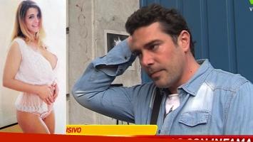 Matías Alé contó cómo se enteró del embarazo de Florencia Maggi.