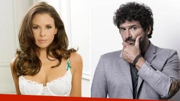 Julieta Ortega e Iván Noble reflexionaron respecto de su separación, hace 7 años. (Foto: Web)