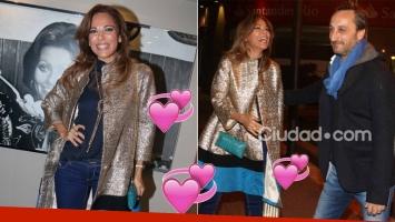 Iliana Calabró, enamoradísima de su novio italiano (Foto: Ciudad.com)