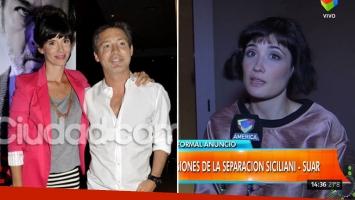 La sorpresiva revelación de Flor Torrente sobre la separación de Suar y Siciliani