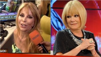 Graciela Alfano vuelve al jurado de ShowMatch para reemplazar a Soledad Silveyra. Foto: Ideas del sur/ Captura
