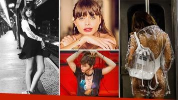 Vitto Saravia triunfa como modelo en Nueva York, pero no pierde el sueño de ser actriz en Buenos Aires. (Foto: Instagram)