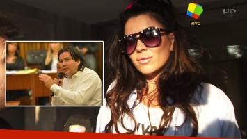 Jelinek habló de la situación judicial de su hermano.