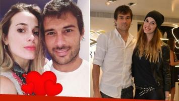 Chechu Bonelli y Darío Cvitanich celebraron cinco años en pareja. (Foto: Instagram)