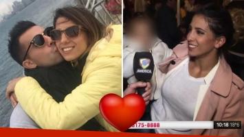 Cinthia Fernández reafirmó su amor por Matías Defederico y se irán de vacaciones juntos