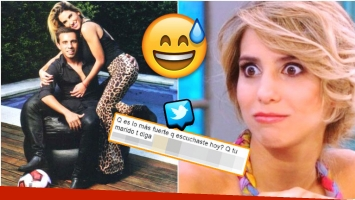 El divertido tweet de Cinthia Fernández sobre una conversación que tuvo con su marido (Fotos: Web)