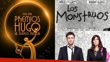 Se entregaron los Premios Hugo (Foto: web)