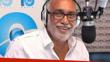 Oscar González Oro anunció su vuelta a la radio (Foto: Web)