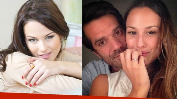 El sincericidio de Luli Fernández sobre los celos que siente por su marido (Fotos: Web)