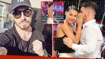 Federico Bal salió a bancar a Pampita tras el escándalo de ShowMatch