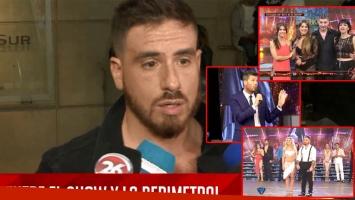 Fede Bal, tras la sentencia con Barbie en el Bailando con la perimetral vigente (Foto: web)