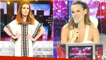 La defensa de Flor de la Ve a Pampita tras el escándalo en ShowMatch (Fotos: Instagram y Web)