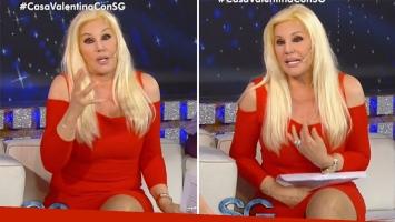 Susana Giménez se disculpó por sus frases homofóbicas. (Foto: captura TV)