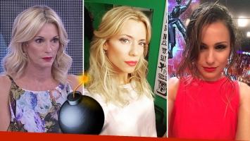 Yanina Latorre culpó a Nicole Neumann de haber apodado Muqui a Pampita