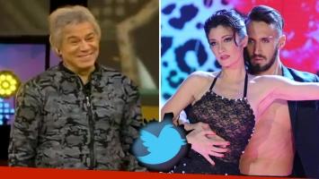 El chiste de Beto Casella en Bendita que molestó a Carla Conte