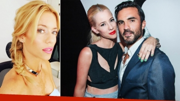 Nicole Neumann desmiente rumores de ruptura con Fabián Cubero (Foto: Instagram y web)