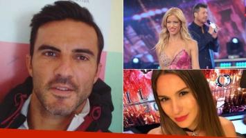 Fabián Cubero opinó del cruce de Nicole y Pampita en el Bailando (Foto: web y Twitter)