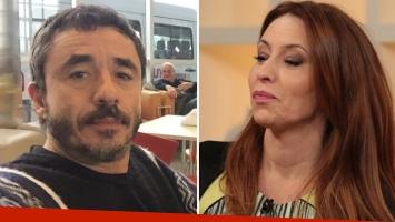 Pablo Granados habló tras la fuerte acusación de Analía Franchín
