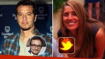 La colaboradora de guión de Educando a Nina denunció amenazas de Sebastián Ortega en Twitter: la palabra de Guillermo Culell