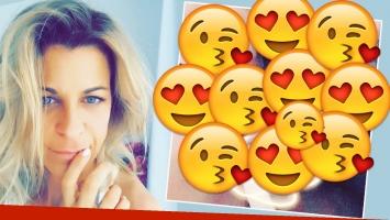 La primera foto romántica de Eugenia Tobal con su nuevo novio en Instagram