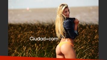 María Sol Pérez, la diosa de las mañanas de TyC Sports. (Fotos: Musepic)