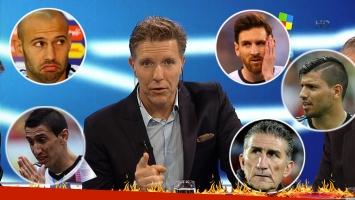 El duro editorial de Alejandro Fantino contra la Selección