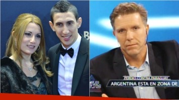 El enojo de Jorgelina Di María en Infama con Alejandro Fantino: