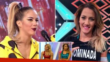 ¡Enemigas! Flor Vigna habló de la escandalosa salida de Mica Viciconte de Combate