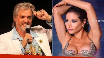 Roberto Pettinato le contestó a Adabel Guerrero a pura ironía. (Foto: Web)