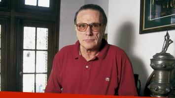Murió Diego Bonadeo a los 77 años.  (Foto: Web)