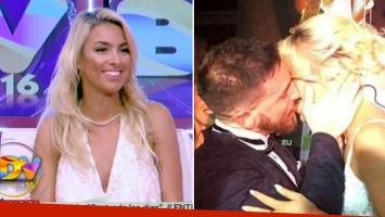 """¡Qué confesión! Ailén Bechara habló de su apasionado """"beso de ficcion"""" con Fede Bal"""