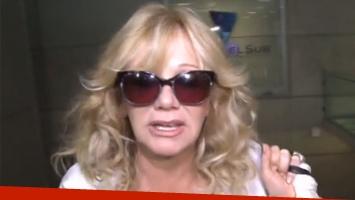 Vacaciones inseguras: le robaron a Soledad Silveyra en Buzios