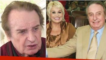 Santiago Bal confesó su infidelidad a Carmen Barbieri en Infama (Fotos: Captura y Web)
