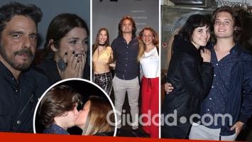 El hijo de Adrián Suar y Araceli González debutó como actor en un cortometraje. Foto: Movilpress.