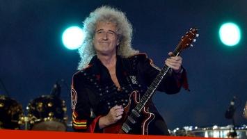 Brian May: canceló su gira por problemas de salud
