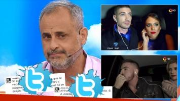 Rial y sus contundentes tweets a Barbie Vélez y Fede Bal mientras evitaban cruzarse en ShowMatch (Foto: web y Twitter)
