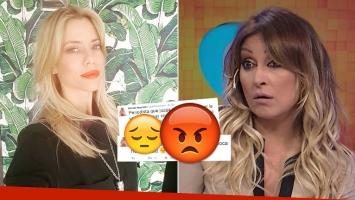 Nicole Neumann le respondió a Marcela Tauro tras su dura crítica en Intrusos (Foto: web y Twitter)